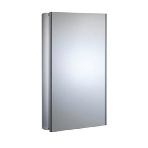 Picture of Single Mirror Glass Door Cabinet