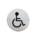Picture of Household Sign -China - (Handicap)