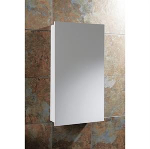Picture of Small Bathroom Mirror Cabinet