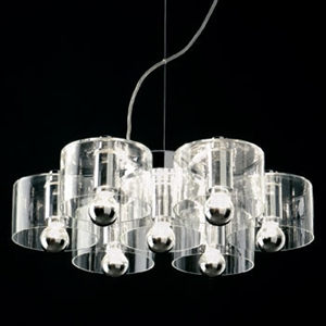 Picture of Glass Chandelier