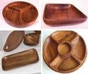 Picture of Wooden Plates